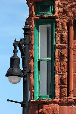 Photograph - Architectural Detail 11 by Mary Bedy