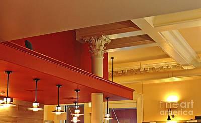 Photograph - Architectural Details by Marcia Lee Jones