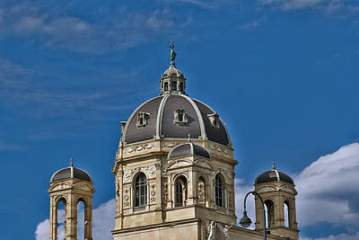 Architectural Monuments And Buildings Of Europe. Austria. Vienna. Original