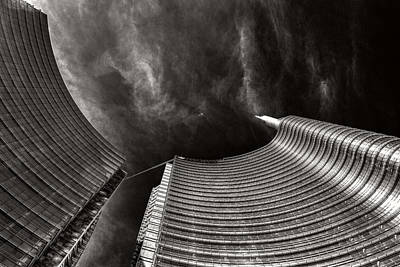 Photograph - Architecture #2 by Roberto Pagani