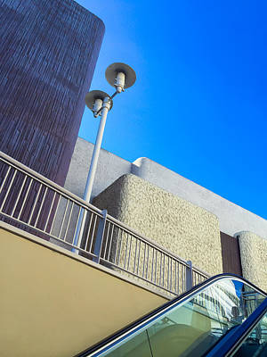 Stuco Photograph - Architecture Abstract by Joshua Rainey