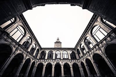 Architecture In Bologna Art Print by Pedro Nunez