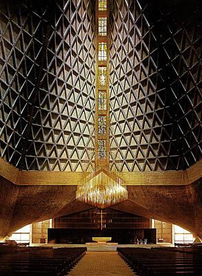 Photograph - Architecture Interior by Errol Wilson