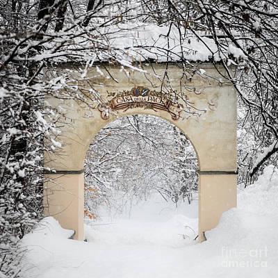 Photograph - Archway by Maurizio Bacciarini