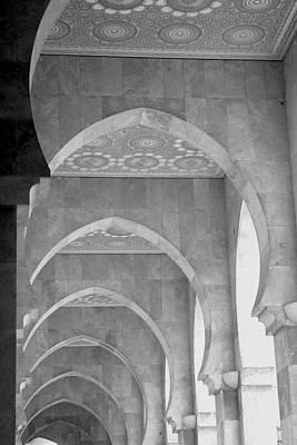 Photograph - Archways In Casablanca by Donna Corless