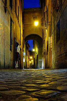 Photograph - Arco Dei Cappellari by Fabrizio Troiani