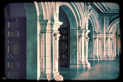 Photograph - Arcos Y Puertas by Douglas MooreZart