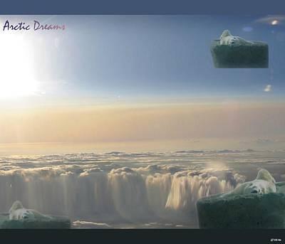 Arctic Photograph - Arctic Dreams by WDM Gallery