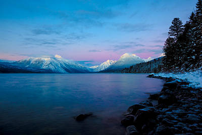Art Print featuring the photograph Arctic Slumber by Aaron Aldrich