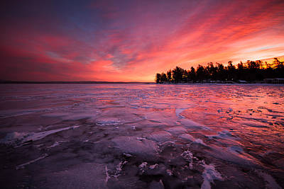 Photograph - Arctic Sunrise by Robert Clifford