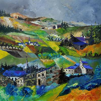 Whats Your Sign - Ardennes 771 by Pol Ledent