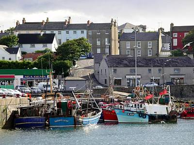 Photograph - Ardglass by Nigel Cameron