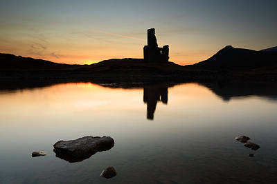 Photograph - Ardvreck Sunset by Grant Glendinning