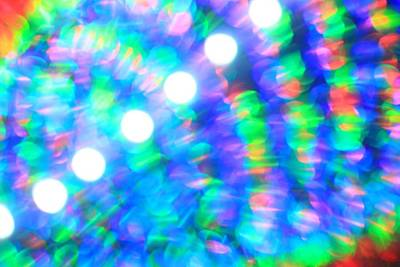 Psychedelic Photograph - Are You Experienced  by Dazzle Zazz