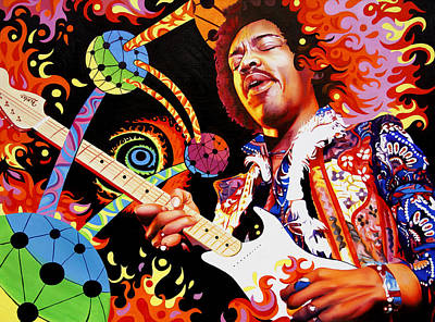 Are You Experienced Art Print