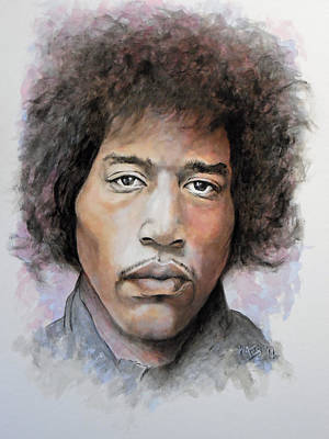 Are You Experienced Art Print by William Walts