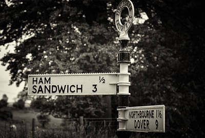 Sandwich Photograph - Are You Hungry Yet by Nigel Jones