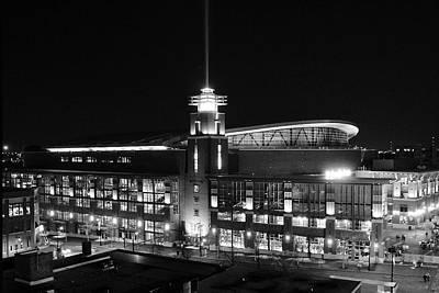 Photograph - Arena At Night by John Kiss