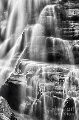 Arethusa Falls Art Print by Sharon Seaward