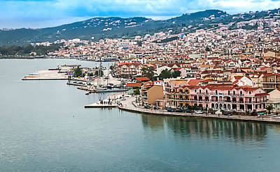 Photograph - Argostoli by Maria Coulson