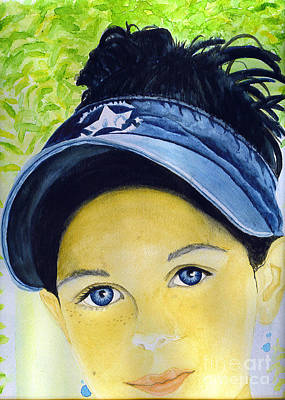 Painting - Ariella Bella by Janine Riley