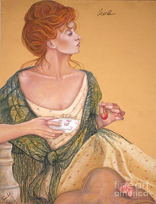 Painting - Ariella by Pamela Mccabe