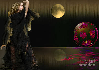 Arieta Original by Angelika Drake