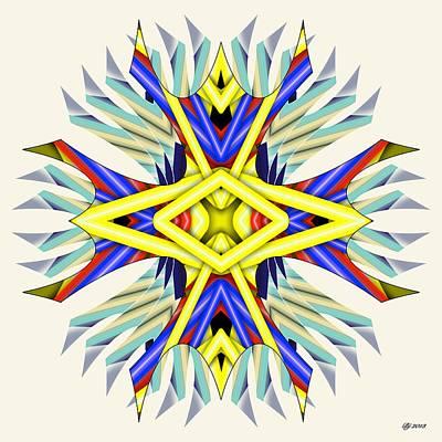 Digital Art - Arise 13 by Brian Johnson