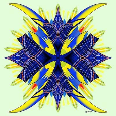 Digital Art - Arise 8 by Brian Johnson
