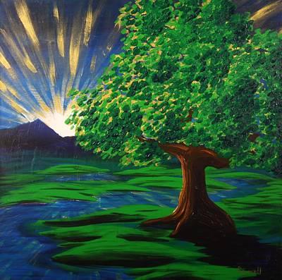 Arise Shine Art Print by Gary Rowell