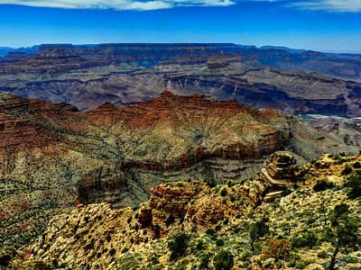 Photograph - Arizona - Grand Canyon 002 by Lance Vaughn
