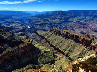 Photograph - Arizona - Grand Canyon 003 by Lance Vaughn