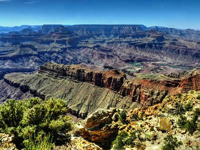 Photograph - Arizona - Grand Canyon 004 by Lance Vaughn
