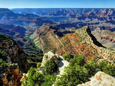 Photograph - Arizona - Grand Canyon 005 by Lance Vaughn
