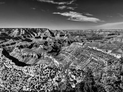 Canyon Photograph - Arizona - Grand Canyon 006 by Lance Vaughn