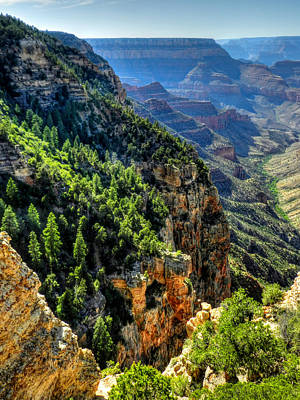 Photograph - Arizona - Grand Canyon 007 by Lance Vaughn