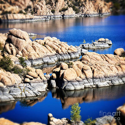 Photograph - Arizona Granite 1 by Lee Craig