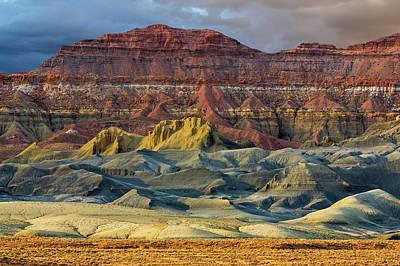 Arid Wall Art - Photograph - Arizona Landscape In Glen Canyon by Jaynes Gallery