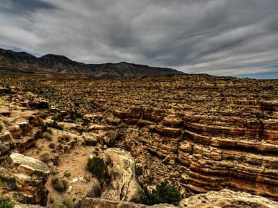 Photograph - Arizona - Little Colorado River Gorge 006 by Lance Vaughn