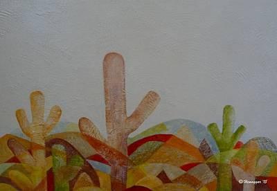 Painting - Arizona Pride by Hemu Aggarwal