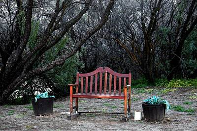 Photograph - Arizona Rest Stop by Amelia Painter