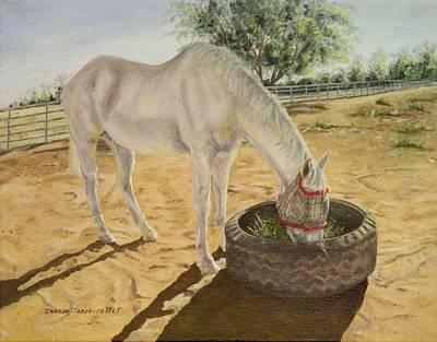 Painting - Arizona Retiree by Sharon Tabor