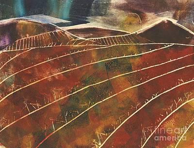 Spot Of Tea - Arizona Sunset 2 by Sherry Harradence