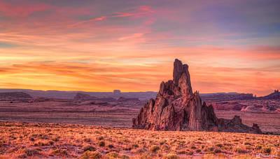 Photograph - Arizona Sunset by Jeff Niederstadt