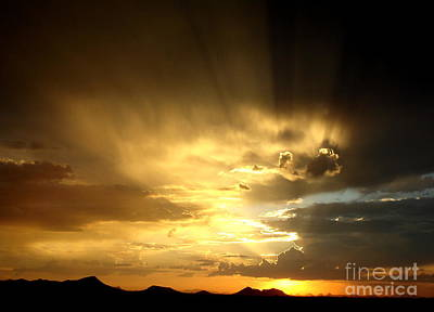 Photograph - Arizona Sunset by Kerri Mortenson