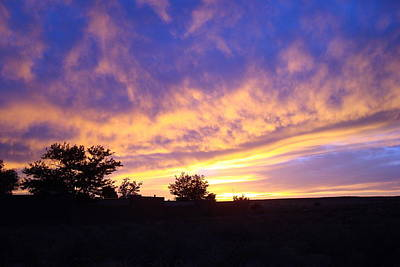 Photograph - Arizona Sunset by Susan Woodward