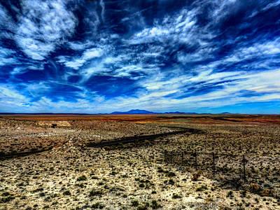 Photograph - Arizona - Winslow 001 by Lance Vaughn