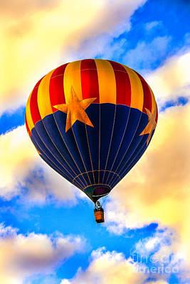 Photograph - Arizonia Hot Air Balloon Special by Robert Bales