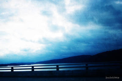 Photograph - Arkansas River Crossing by Lena Wilhite