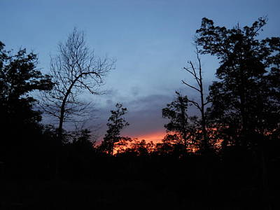 Photograph - Arkansas Sunset by Yolanda Raker